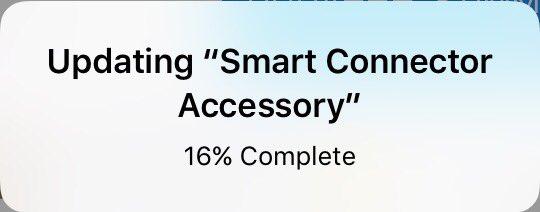 iOS 9.3 beta 2 accessory firmware update iPad Pro Smart Connector screenshot 003
