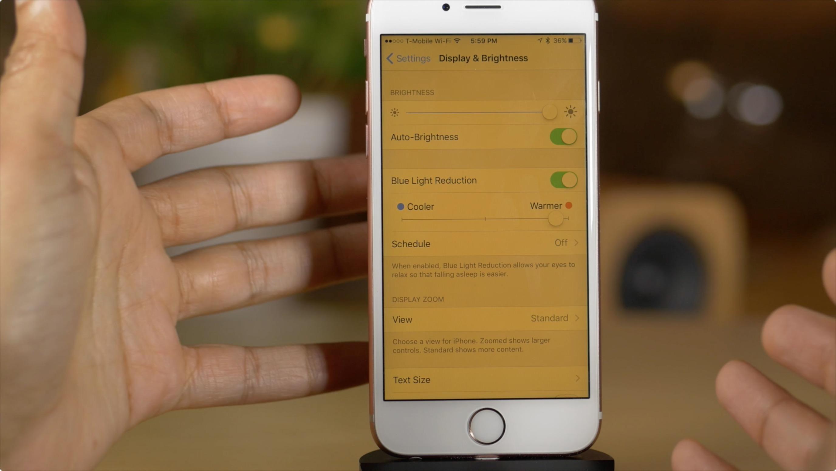 iOS 9.3 beta walkthrough