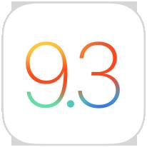 iOS 9.3 logo full size