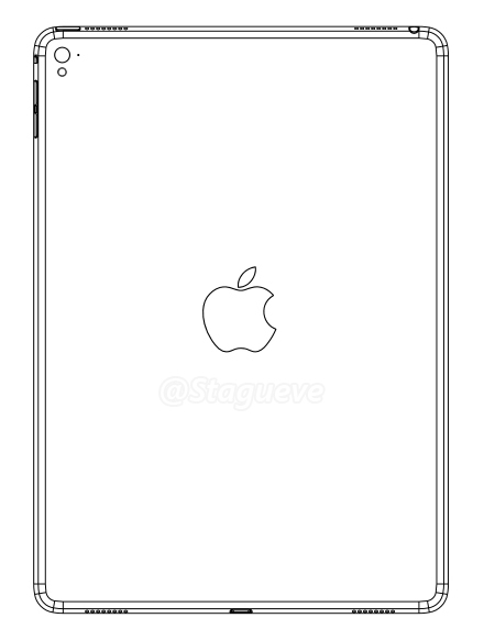 iPad Air 3 design drawings 002