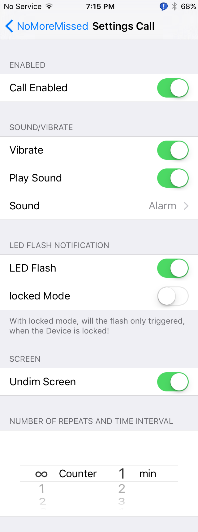 Never miss a call or message notification again with this tweak