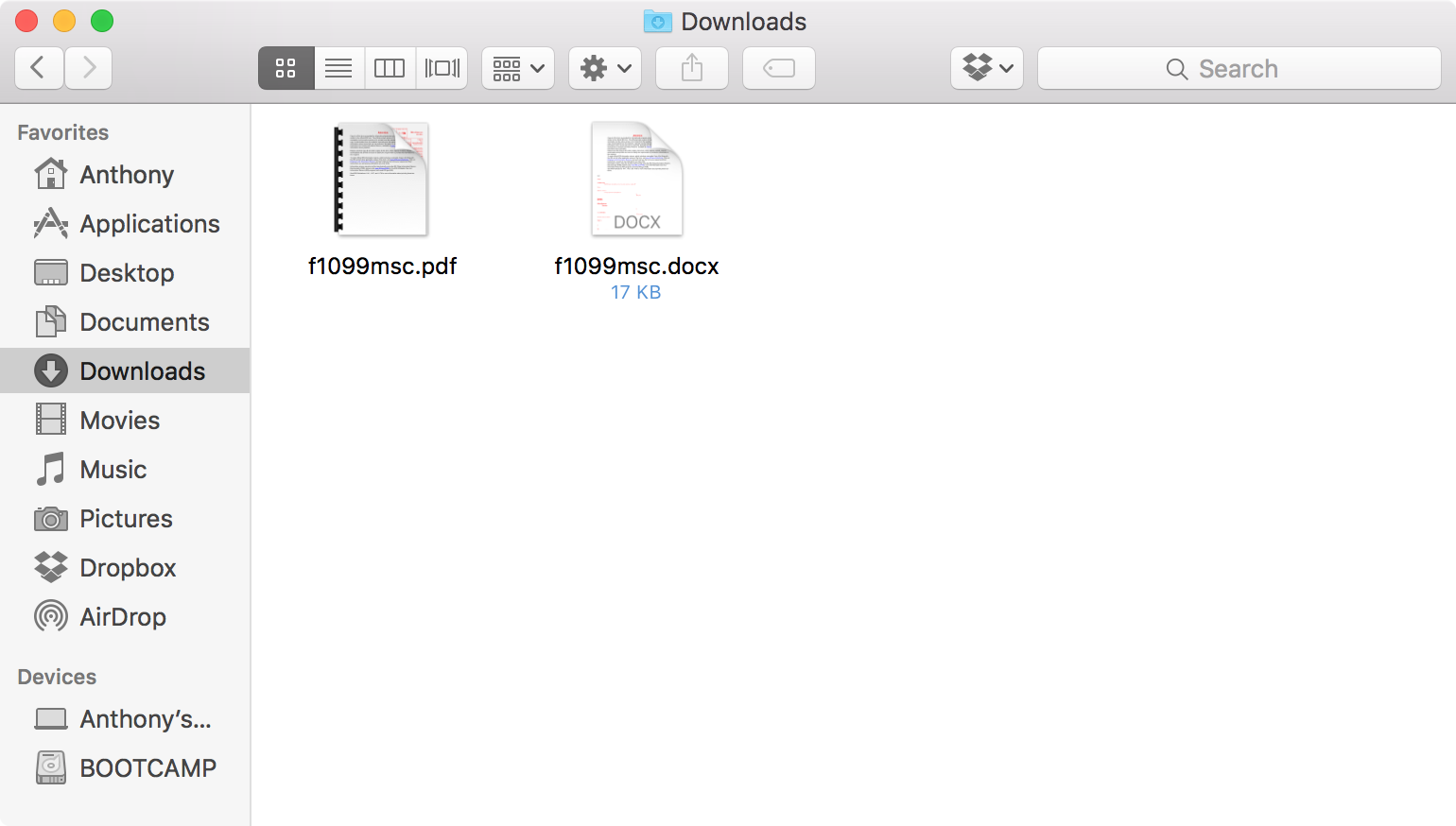 PDF to Word: quickly convert PDF files to Word files on your Mac
