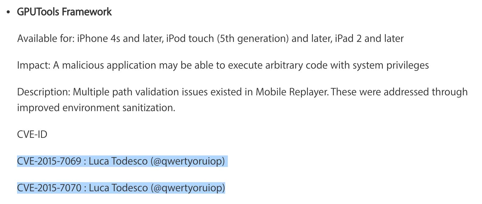 qwertyoruiop OS X GPU Fix