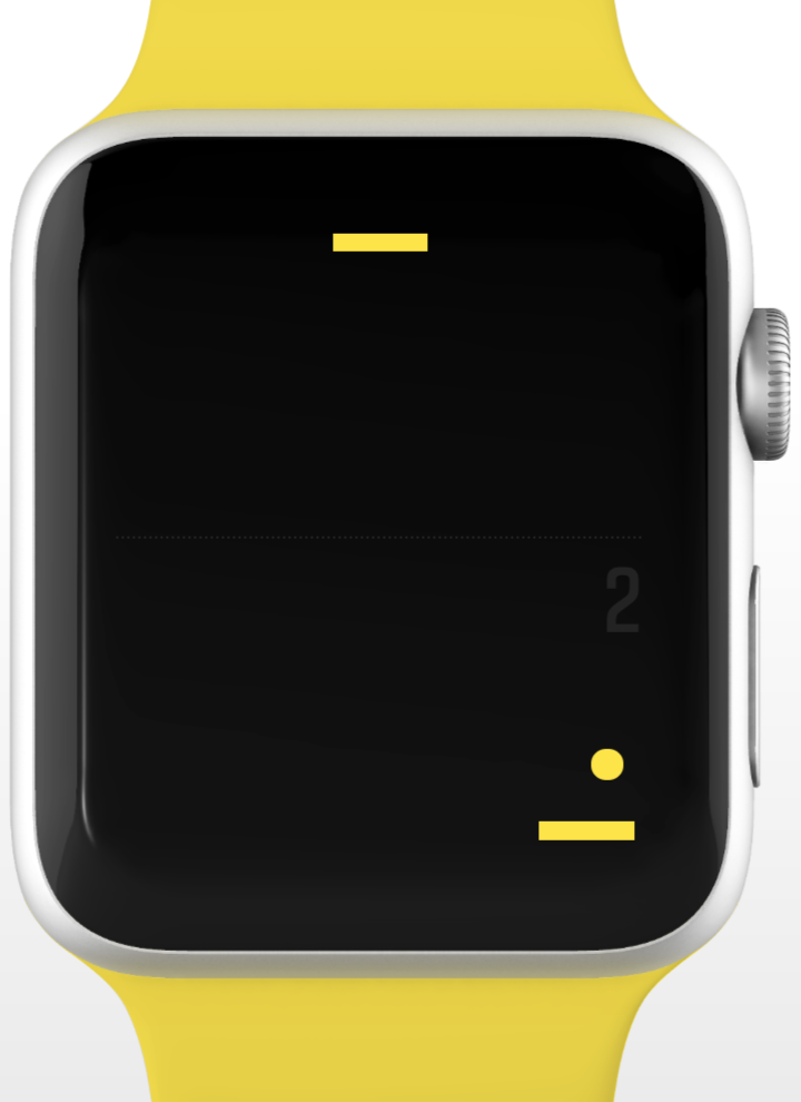 A Tiny Game of Pong for Apple Watch teaser 001