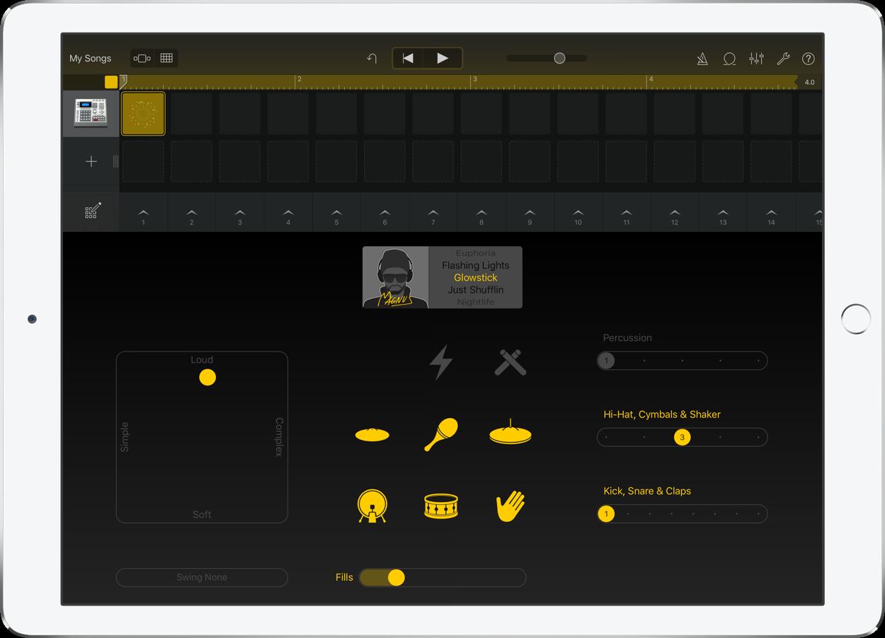 Add Live Drummer GarageBand 2