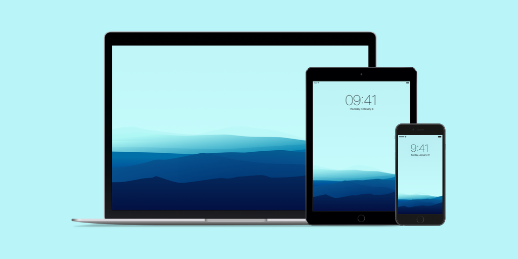 Minimalist Mountains | Wallpapers Of The Week Minimalist Mountains Continued