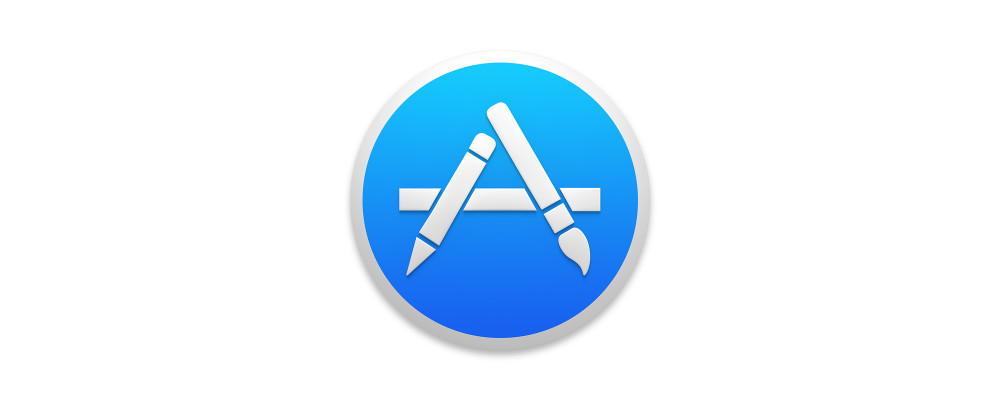 Mac App Store icon OS X - Slow App Store downloads