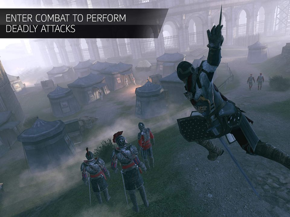 Assassins Creed Identity iPad screenshot 002