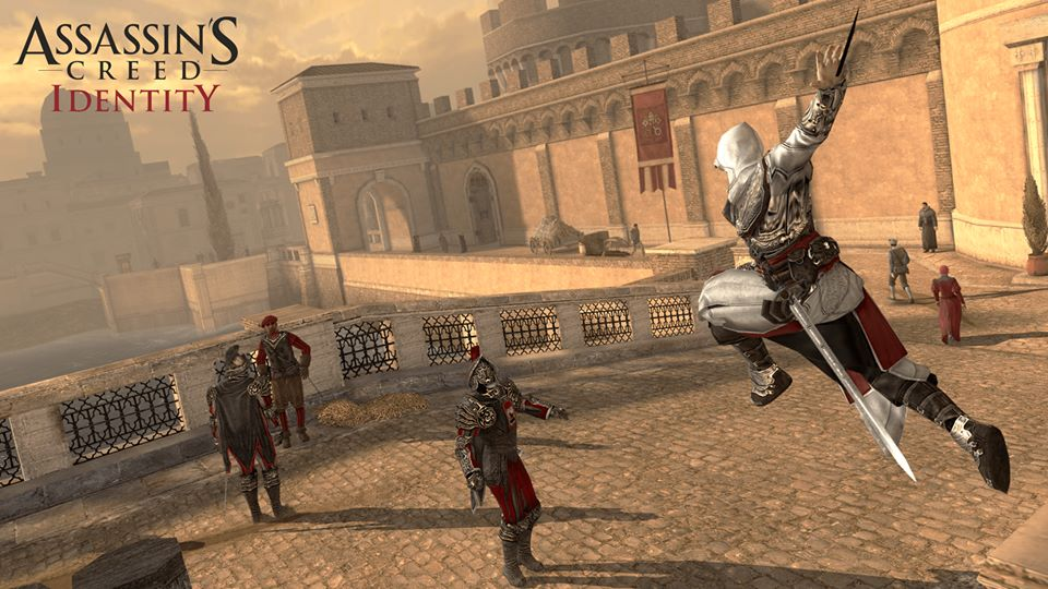 Assassins Creed Identity iPad screenshot 004