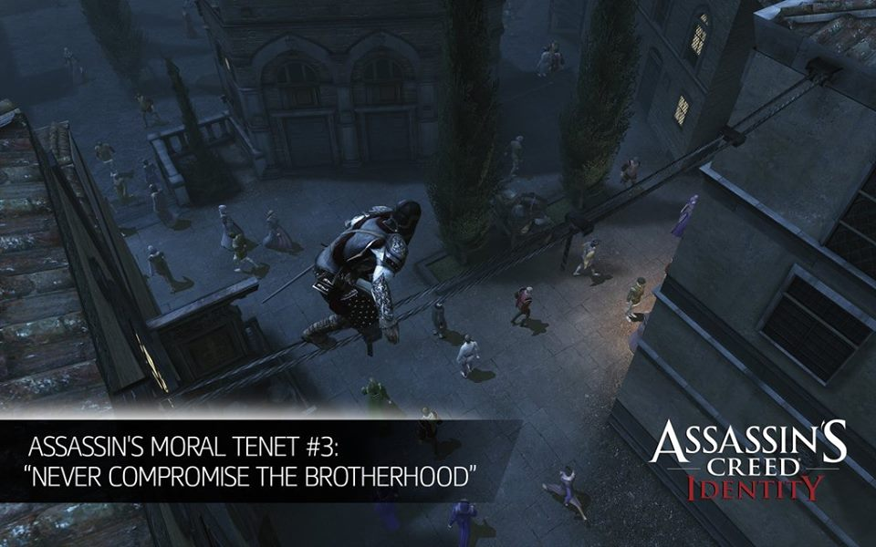 Assassins Creed Identity iPad screenshot 006