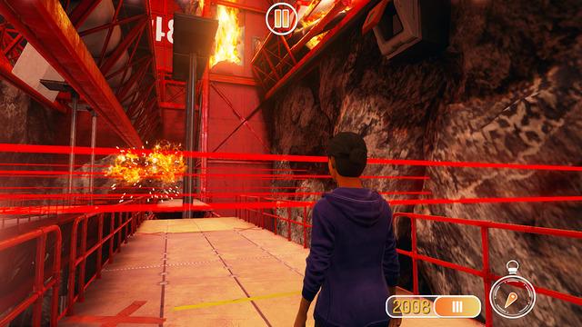 Captura de pantalla 001 de Heroes Reborn Enigma 1.0 para iOS iPhone