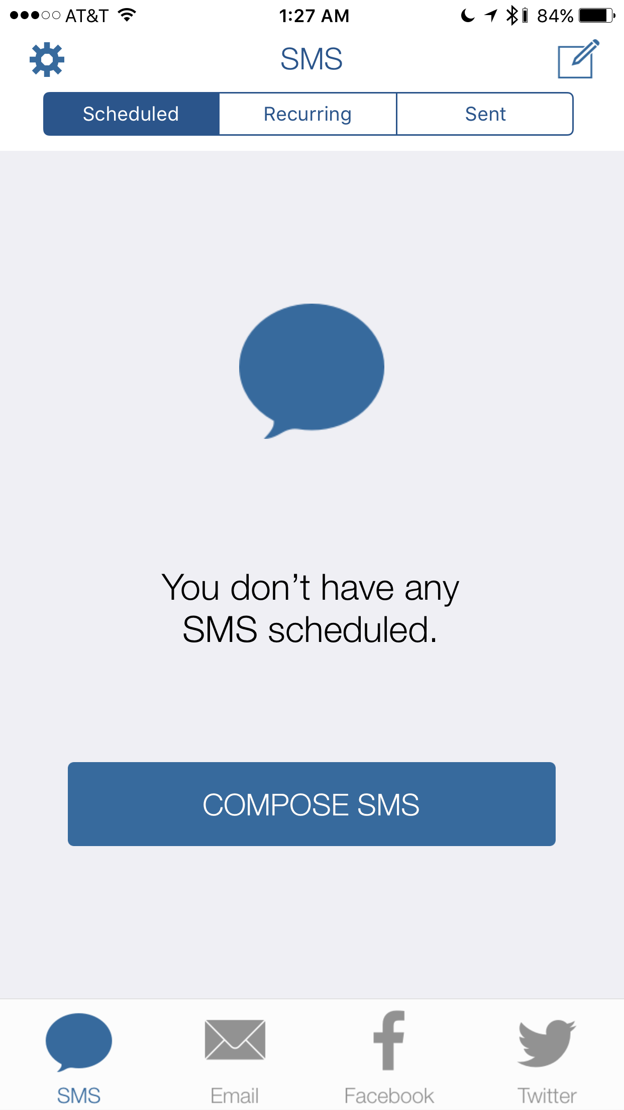 delayd compose sms