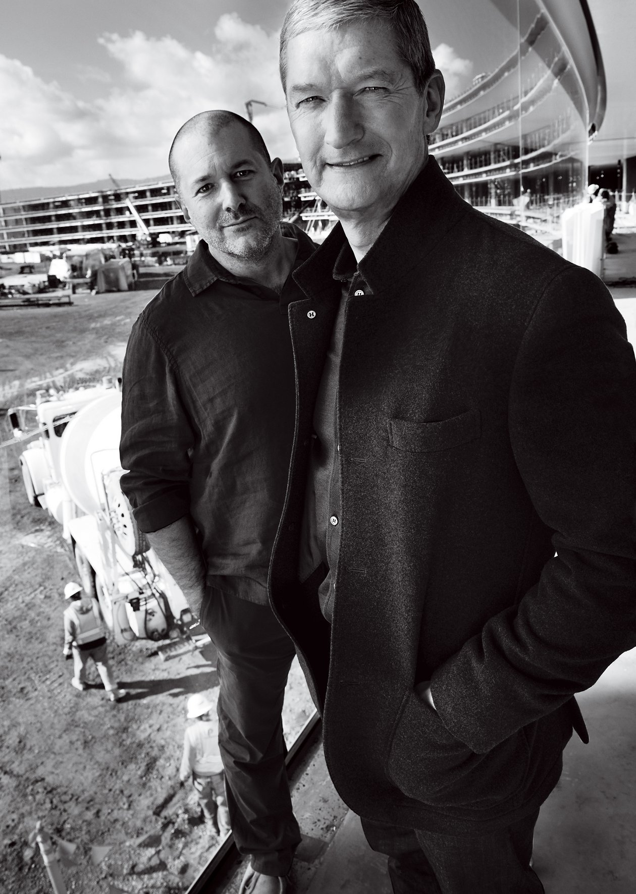 Jony Ive Tim Cook Vogue image 001