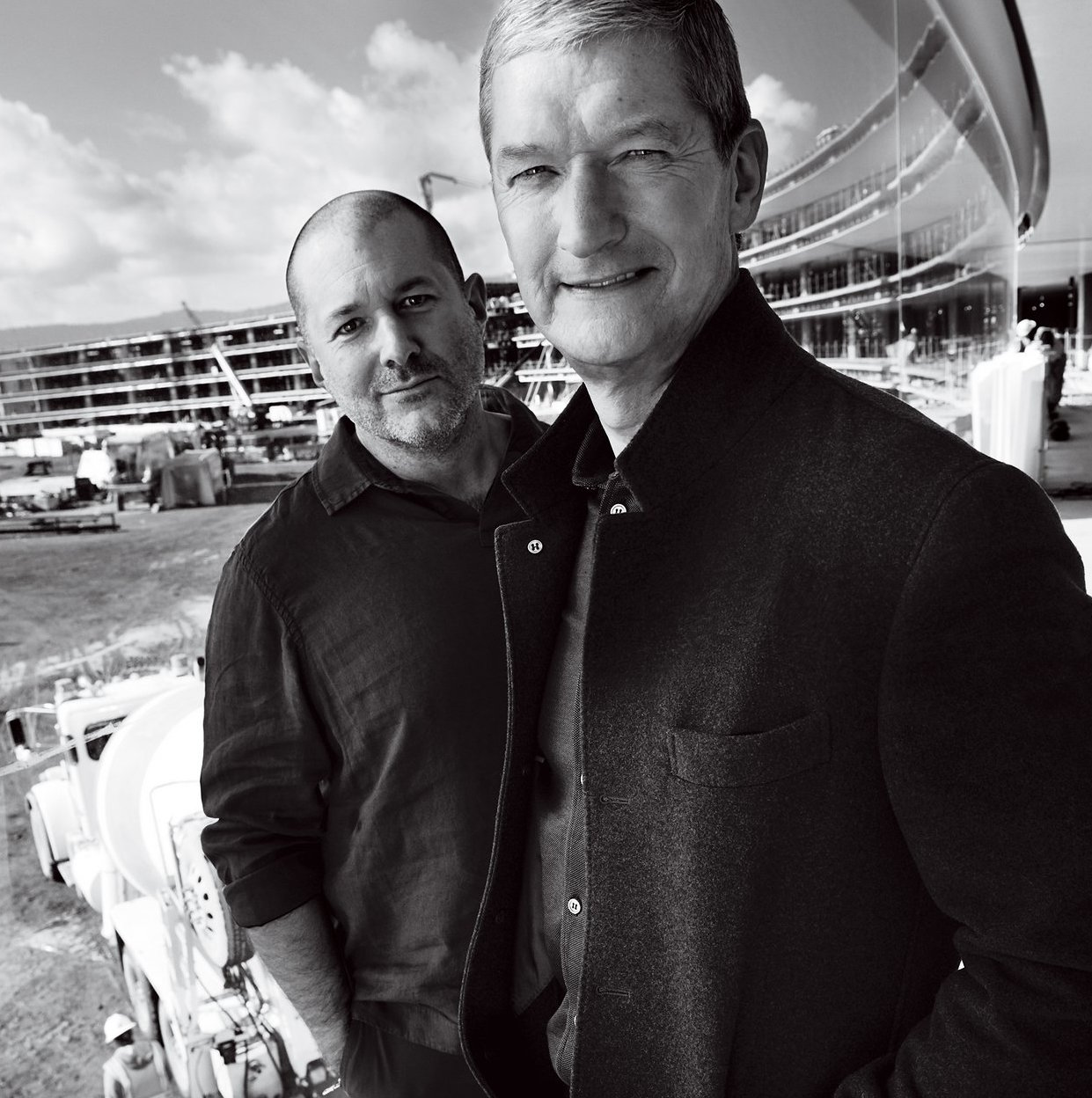 Jony Ive Tim Cook Vogue image 002