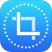 Icono de la aplicación Live Crop 1.0 para iOS pequeño