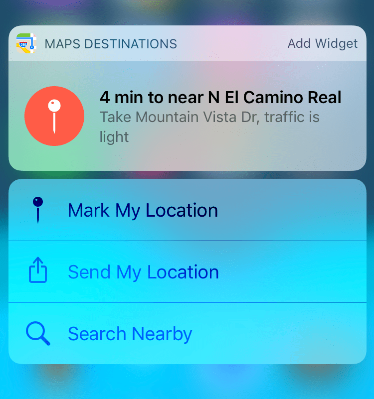 Get Where You Re Going With Fewer Steps Using These 3d Touch