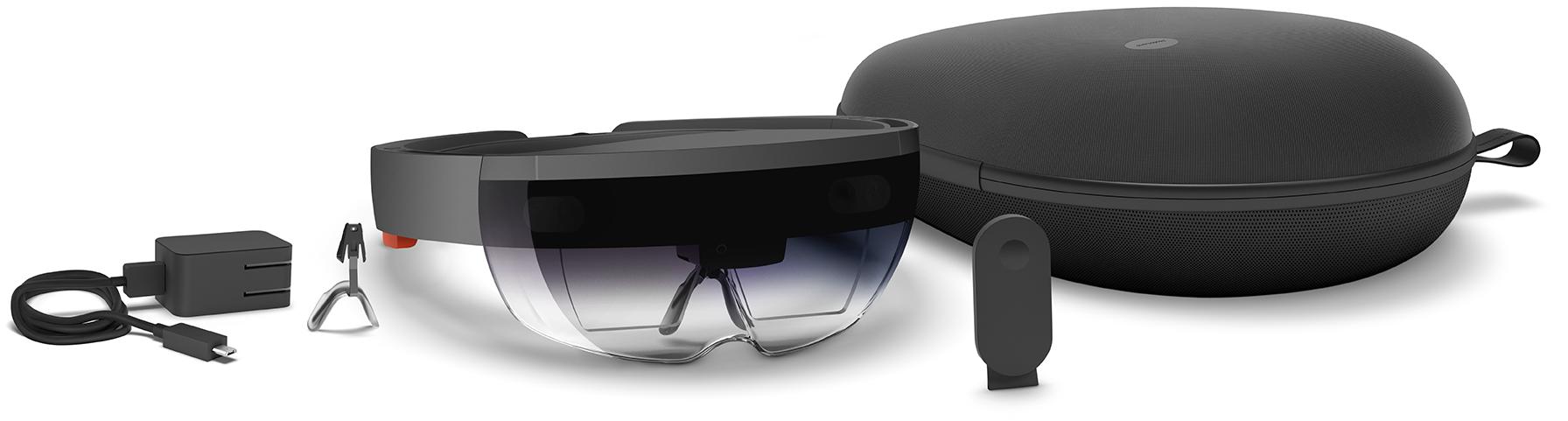Microsoft HoloLens Development Edition image 001