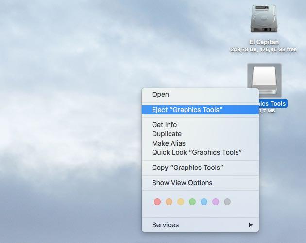Quartz Debug Mac screenshot 002