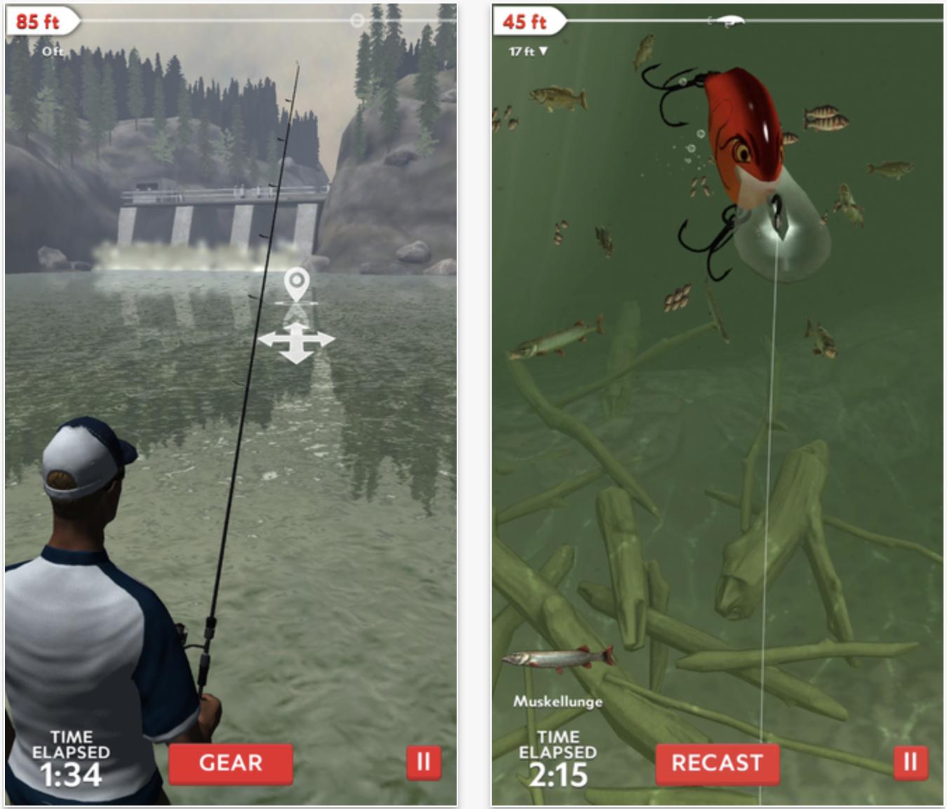Pesca Rapala