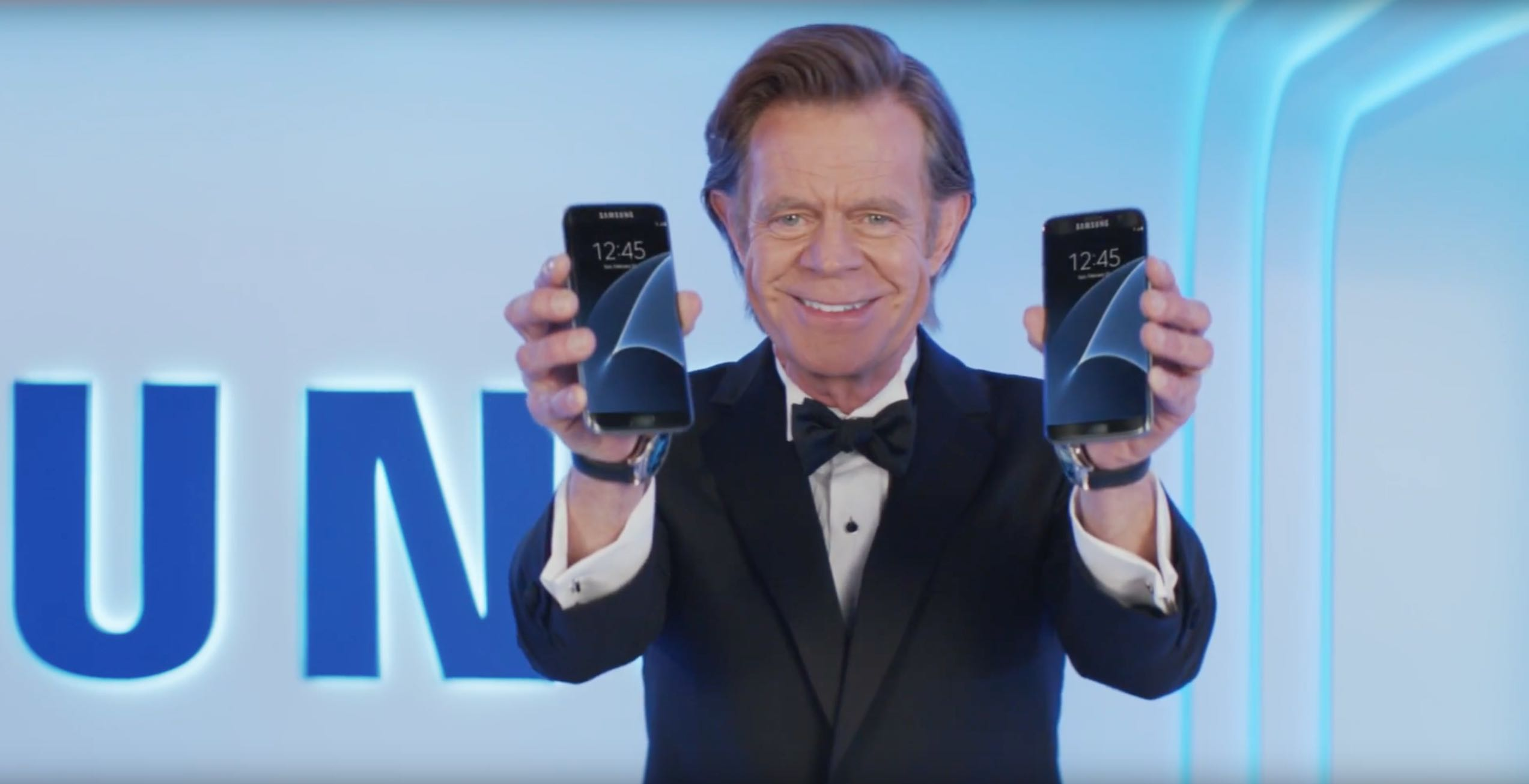 Samsung Galaxy S7 star-studded ad image 001