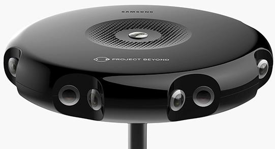 Samsung Gear 360 VR camera rendering 001