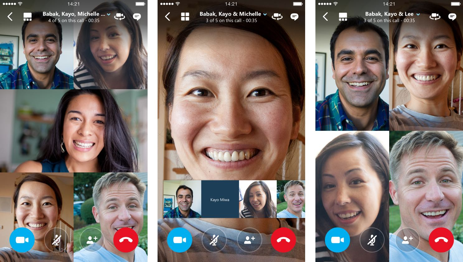 Skype group video calling starts rolling out with support