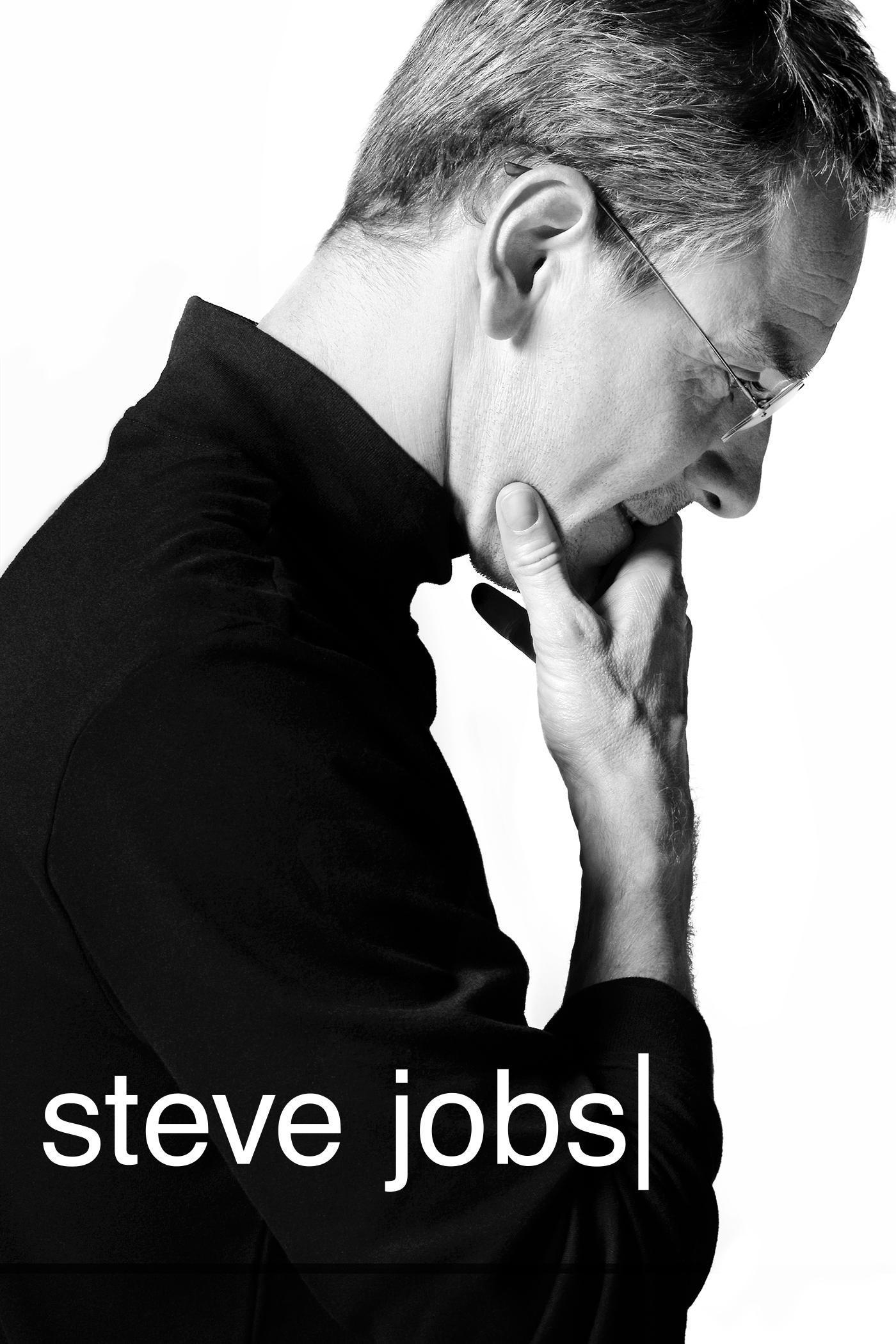 Steve Jobs by Danny Boyle movie poster