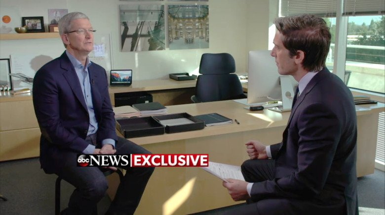 Tim Cook FBI on ABC News image 002