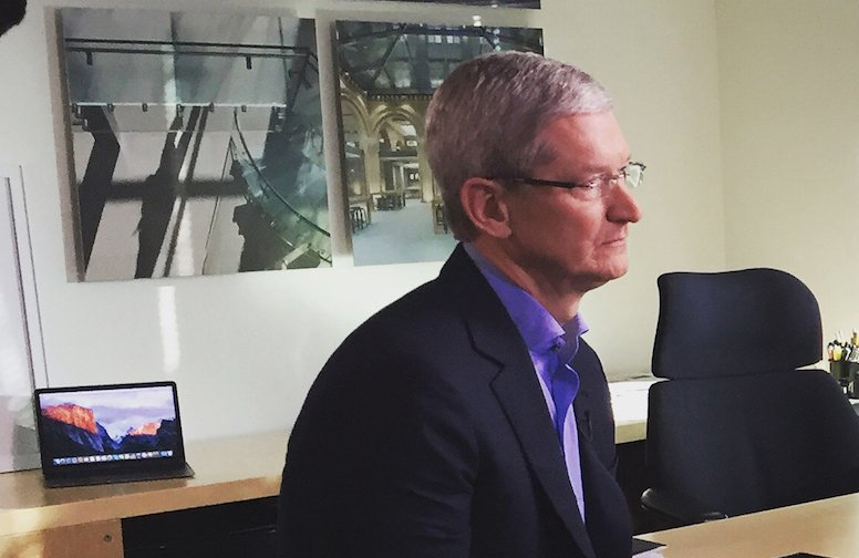 Tim Cook FBI on ABC News image 003