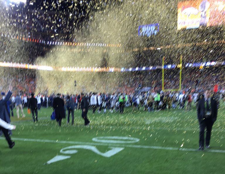 Tim Cook Super Bowl 50 photo