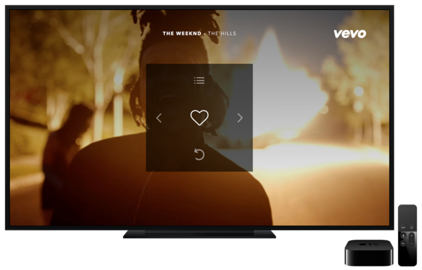 Vevo for Apple TV tvOS screenshot 001