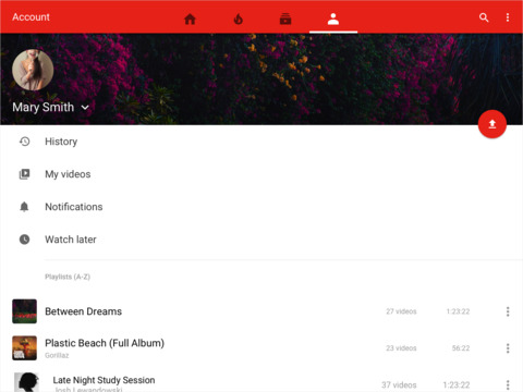 YouTube picks up native resolution support on iPad Pro