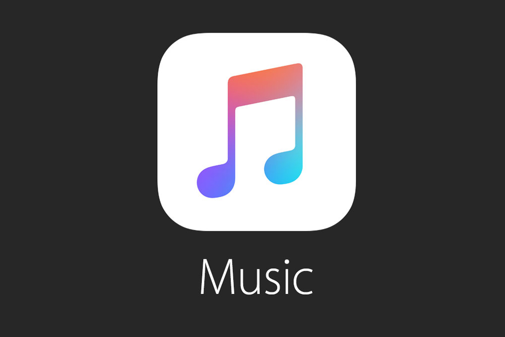 icono de la música de apple
