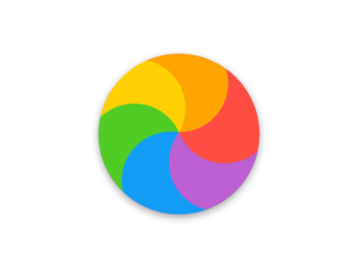 OS X El Capitan Beach Ball Loading Icon