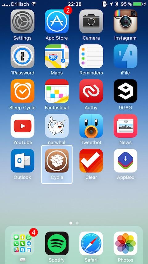 keyhook app selector