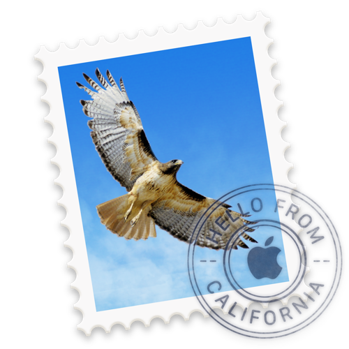 os x mail app icon