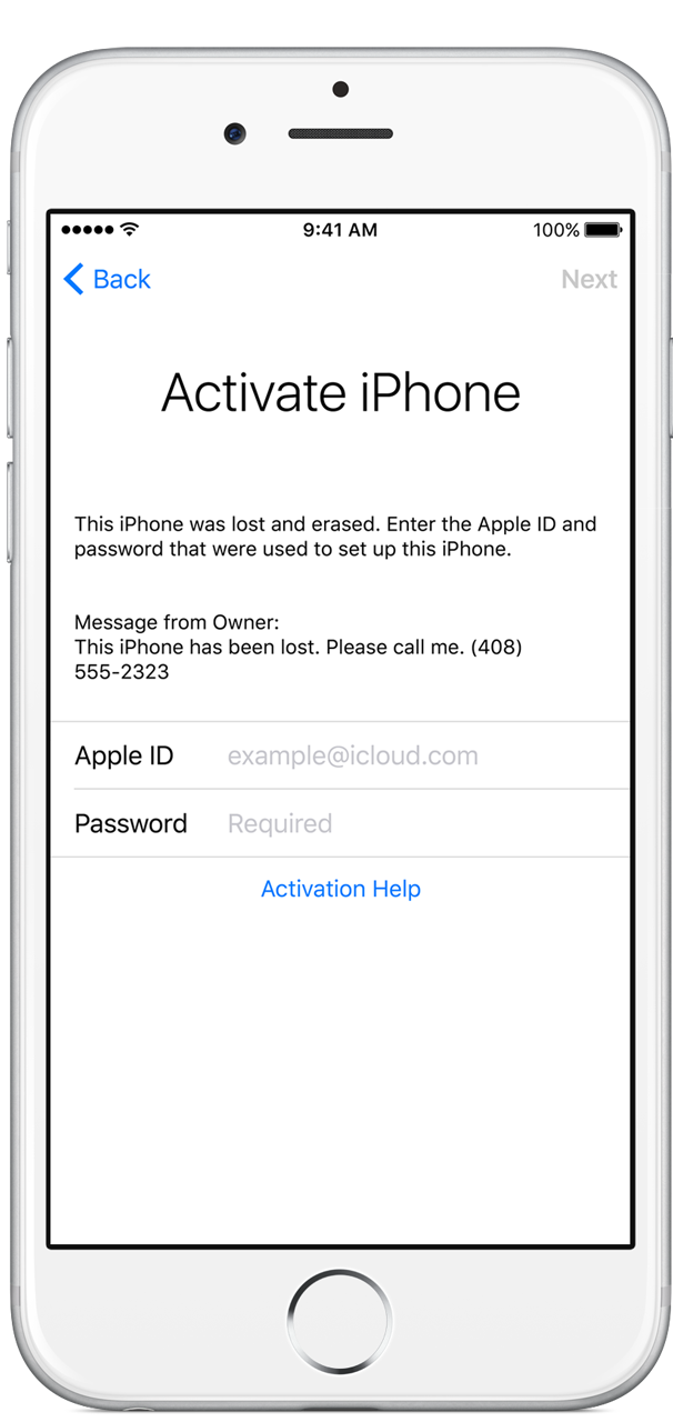 iphone activation required how to check activation lock status of your iphone or 11579