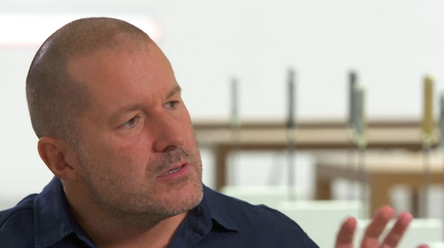 Charlie Rose Jony Ive interview image 002