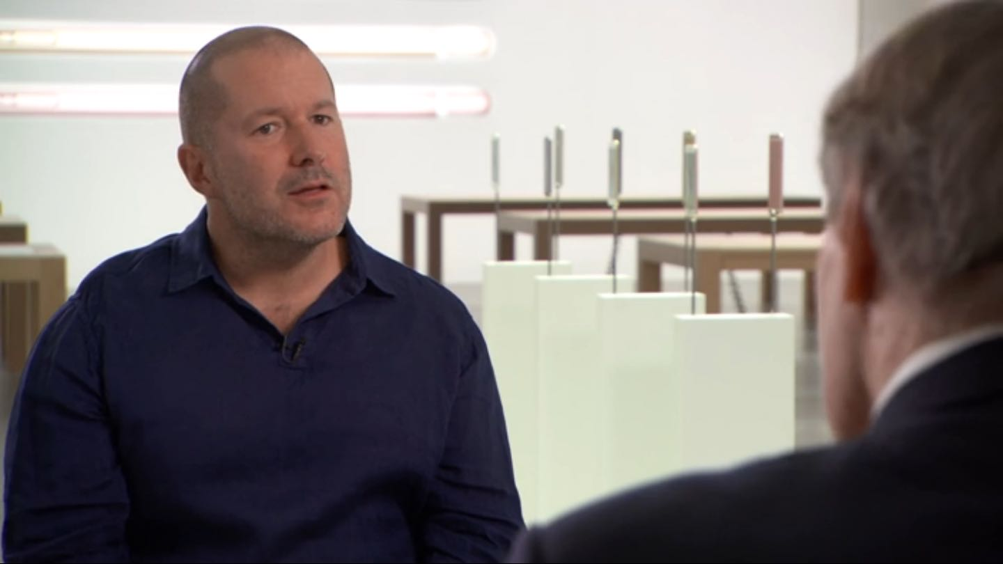 Charlie Rose Jony Ive interview image 004