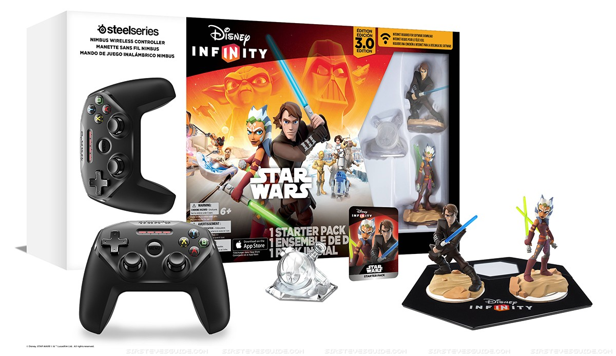 Disney Infinity Starter Pack for Apple TV