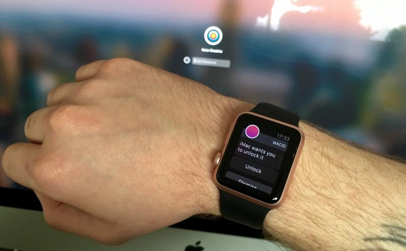 MacID Apple Watch