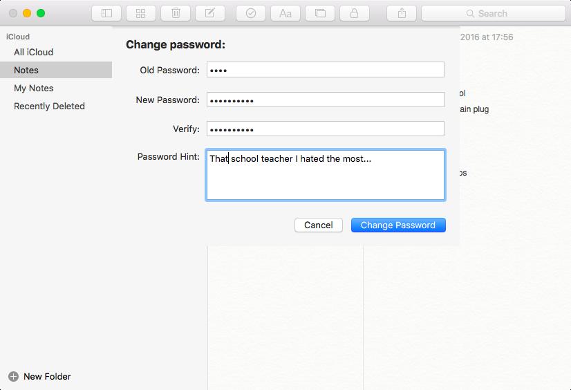 OS X El Capitan password protection Mac screenshot 001