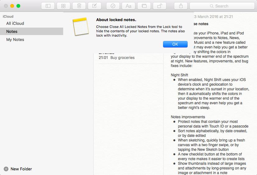 OS X El Capitan password protection Mac screenshot 006
