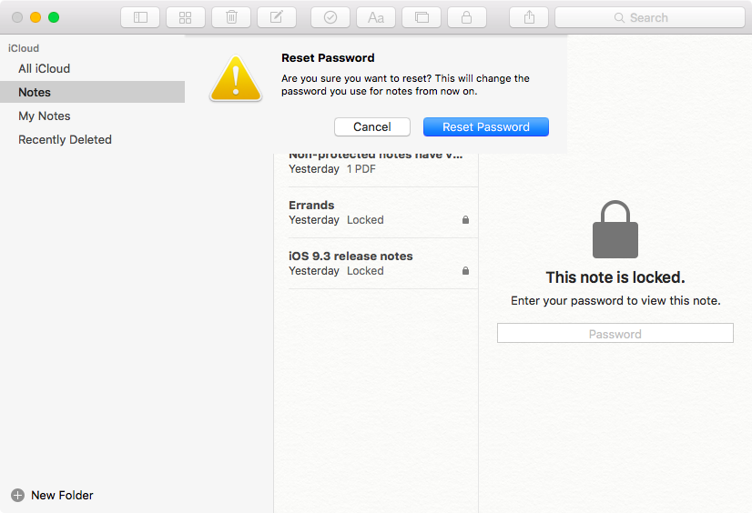 OS X El Capitan password protection Mac screenshot 007
