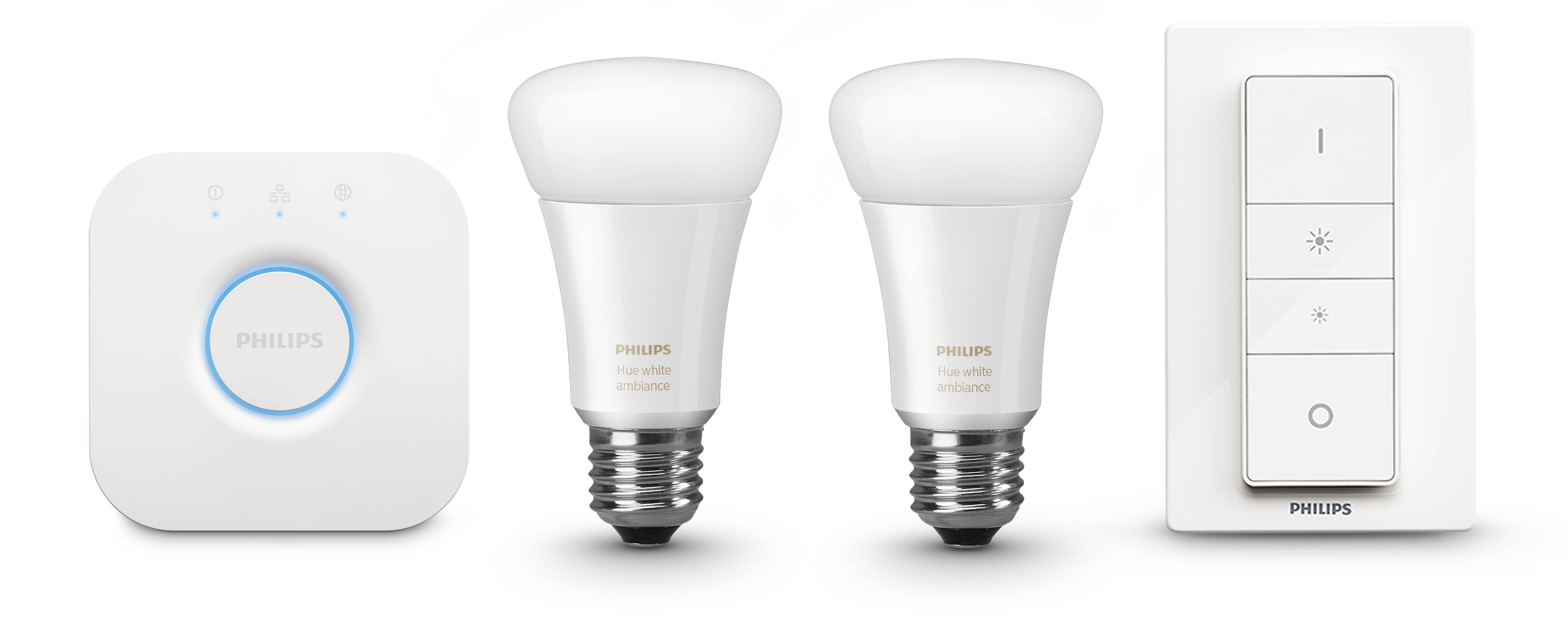 Philips Hue white ambiance starter kit image 001