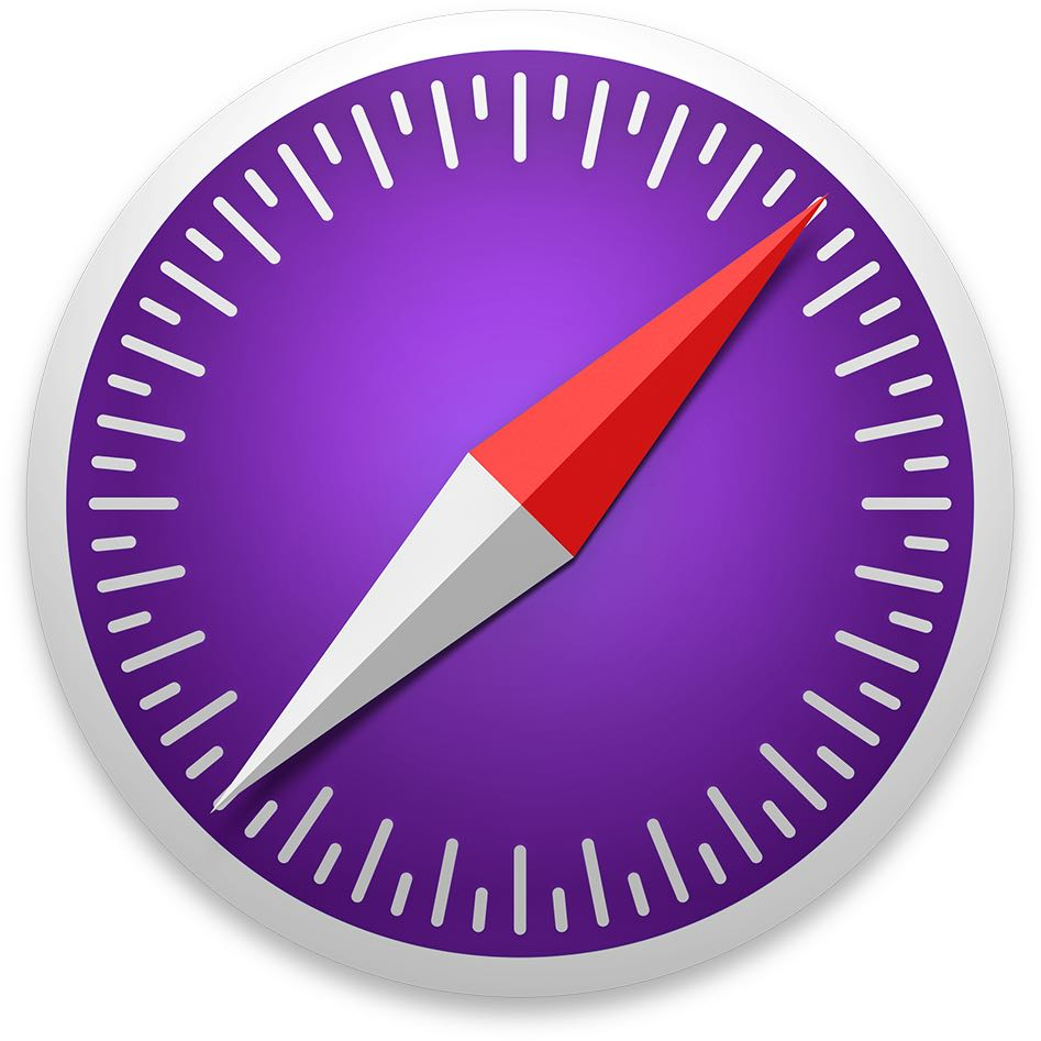 Safari TEchnology Preview app icon full size