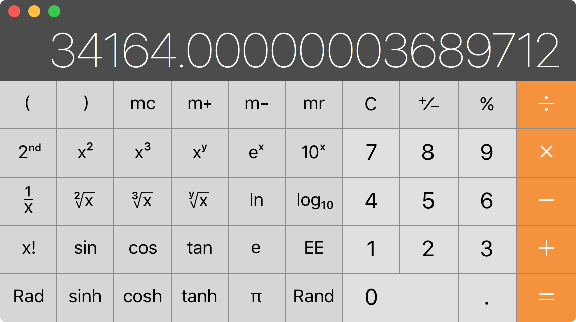 os x calculator app unit conversion guide 4