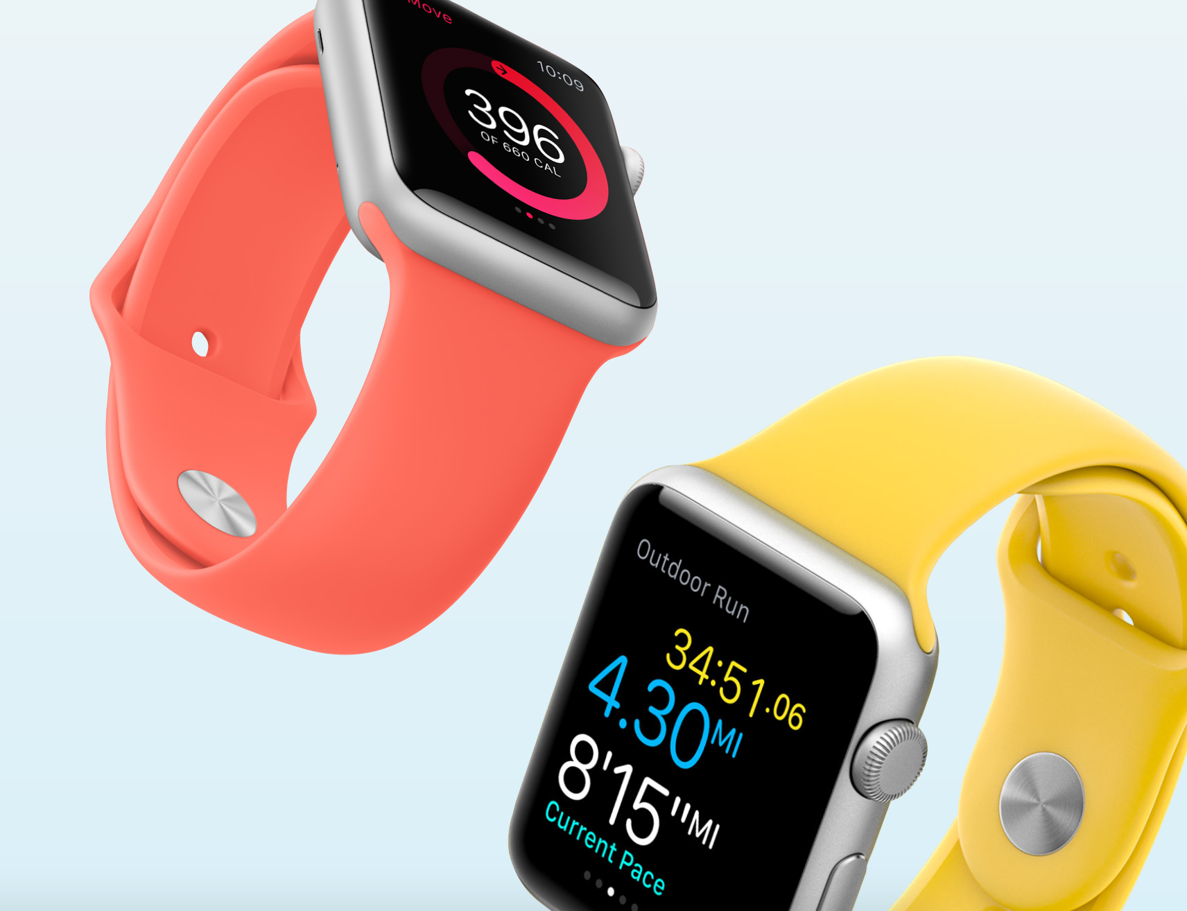 New Sport Band Colors Apple Watch