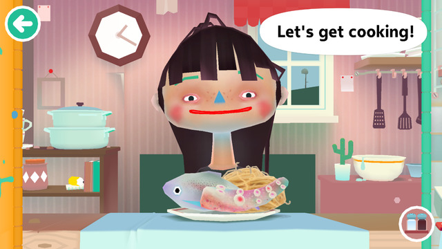 Toca Kitchen 2 for iOS iPhone screenshot 001