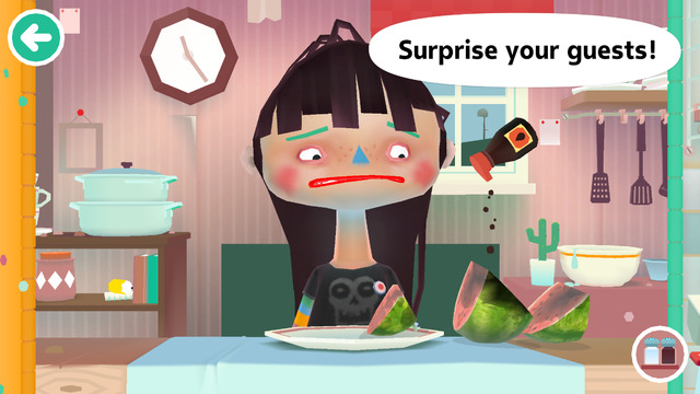 Toca Kitchen 2 for iOS iPhone screenshot 005